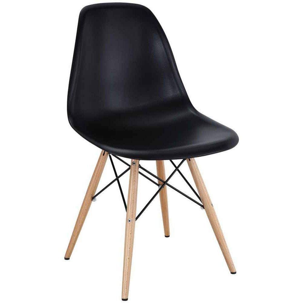 Amazon Dining Chairs: Set Of Two (2) Black