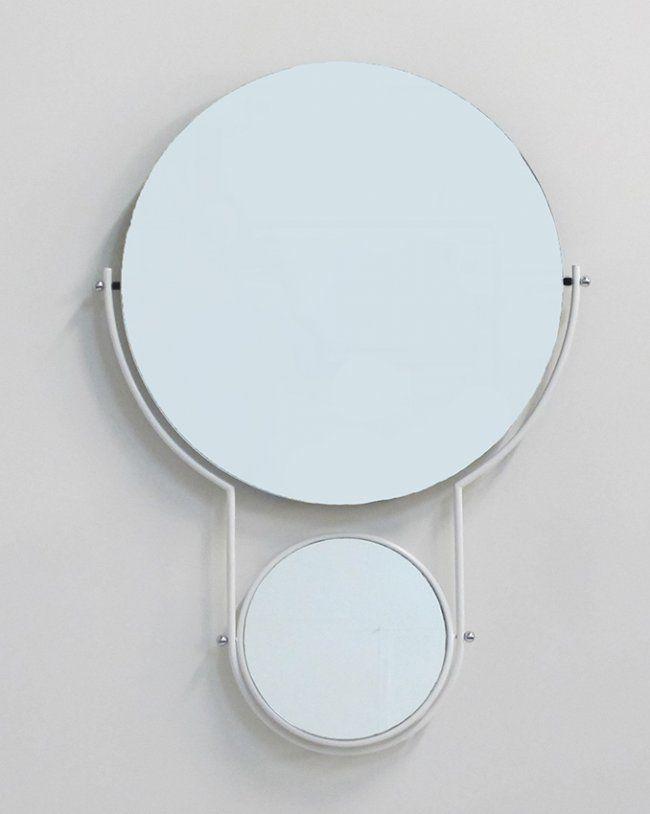 Rodney kinsman specchio due mirror on design mirror for Lots specchio