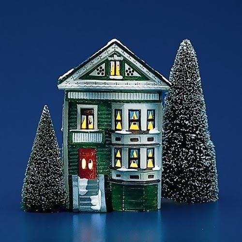 """Beacon Hill House"" 1986/1988"