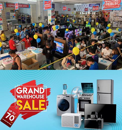 Western Appliances Grand Warehouse Sale Feb March 2020 In 2020 Warehouse Sales Warehouse Grands