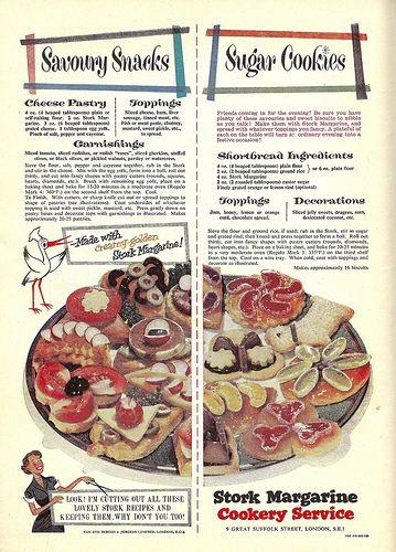 Love finding mid-century recipes! ❤️