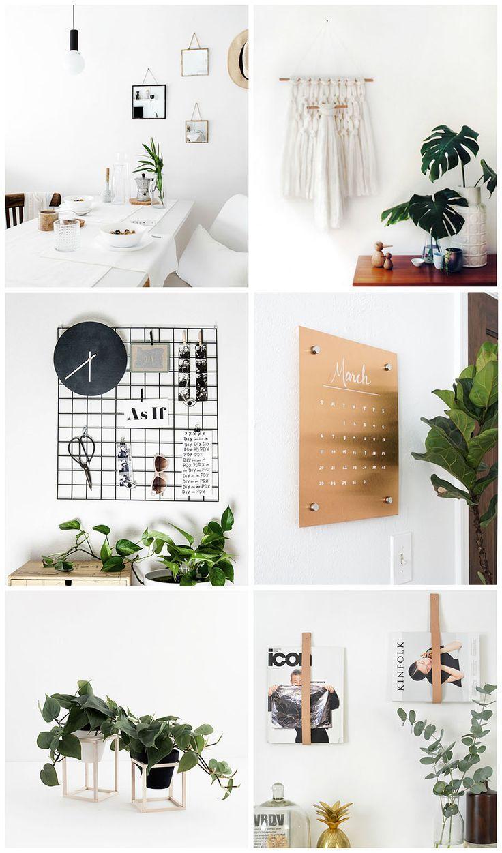 Simple And Modern DIYs For The Home Home Decor DIYs