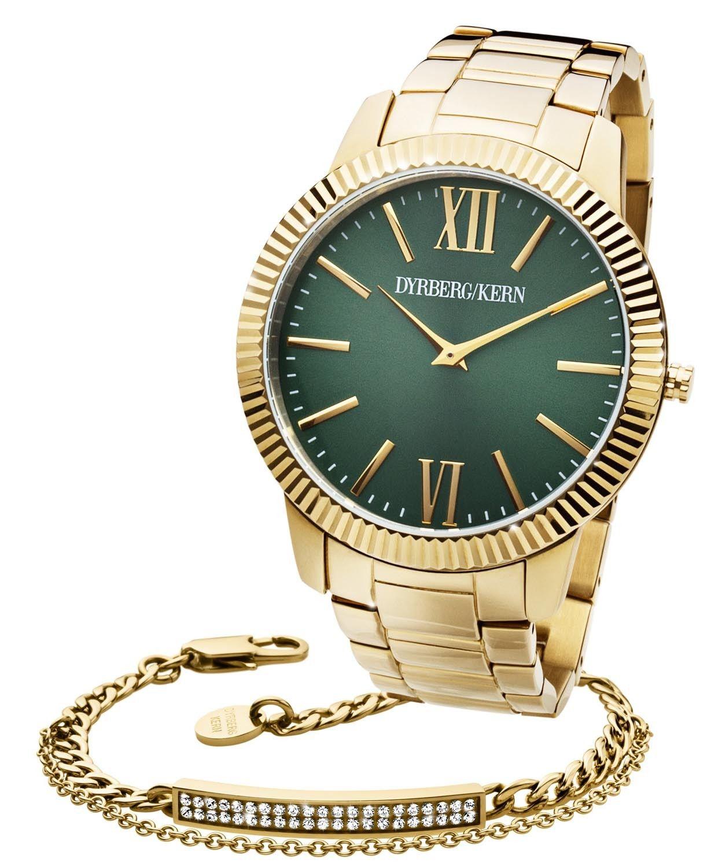 5eaddb53 Dyrberg/Kern Heritage SM 1G12 + gold bracelet 337514 - RIP | ting ...