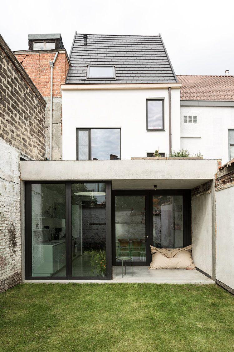 Inspiratie Architectuur Huis Huis Verbouwen Smal Huis