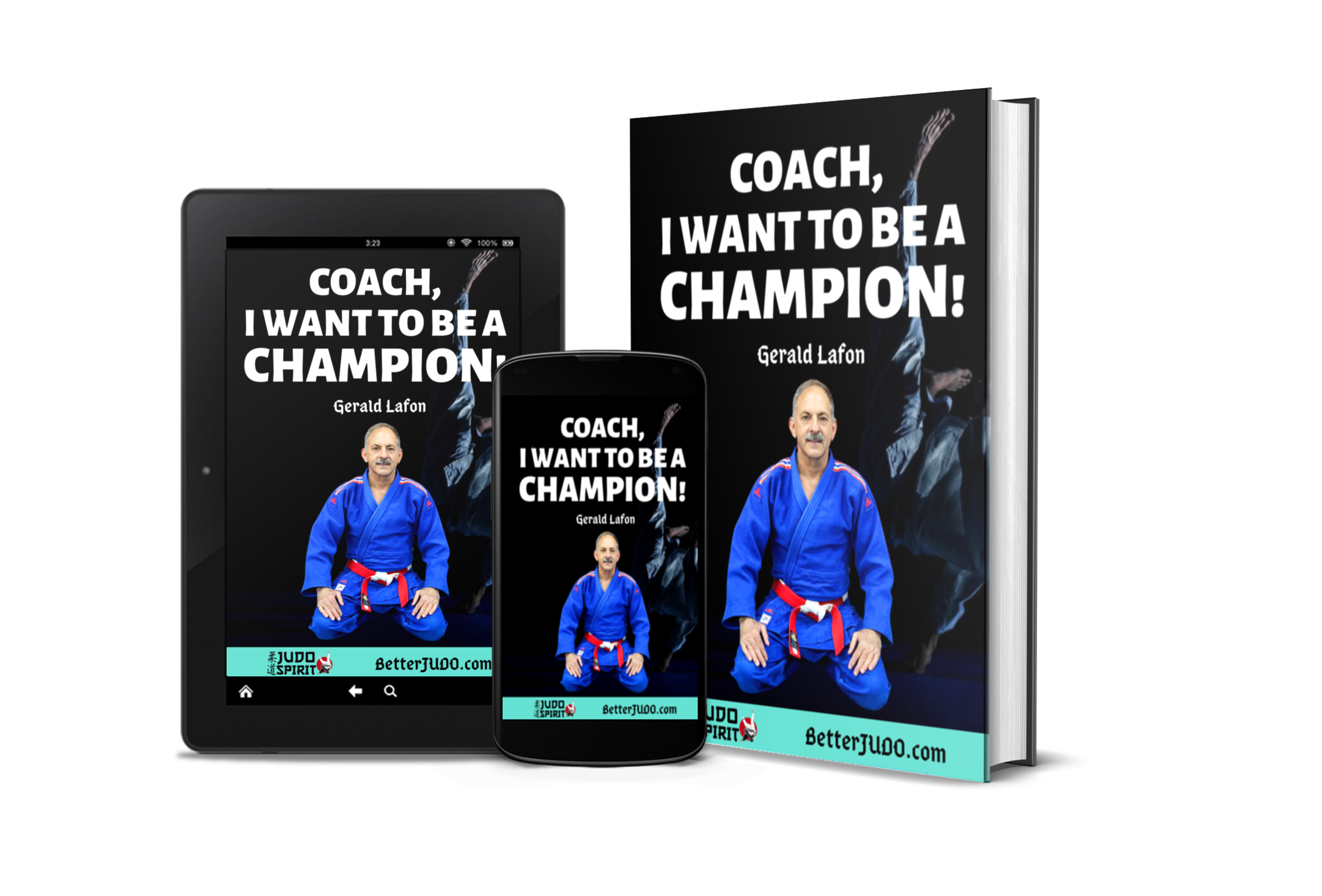 "FREE eBook Coach, I Want To Be A Champion"" by Gerald"