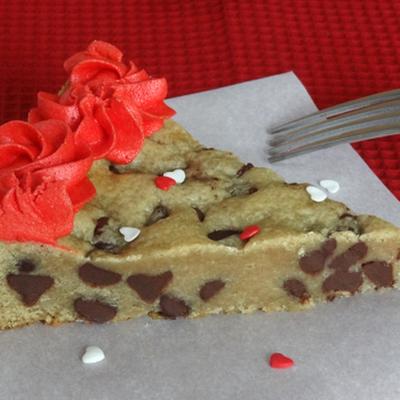 die besten 25 deep dish kekse ideen auf pinterest nutella gef llte kekse pfannen kekse und. Black Bedroom Furniture Sets. Home Design Ideas