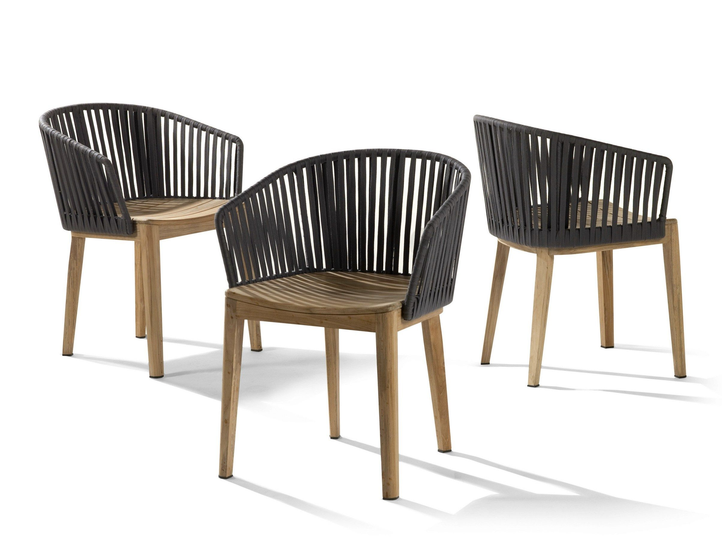 MOOD Garden chair by TRIBÙ design Studio Segers   OUTDOOR ...
