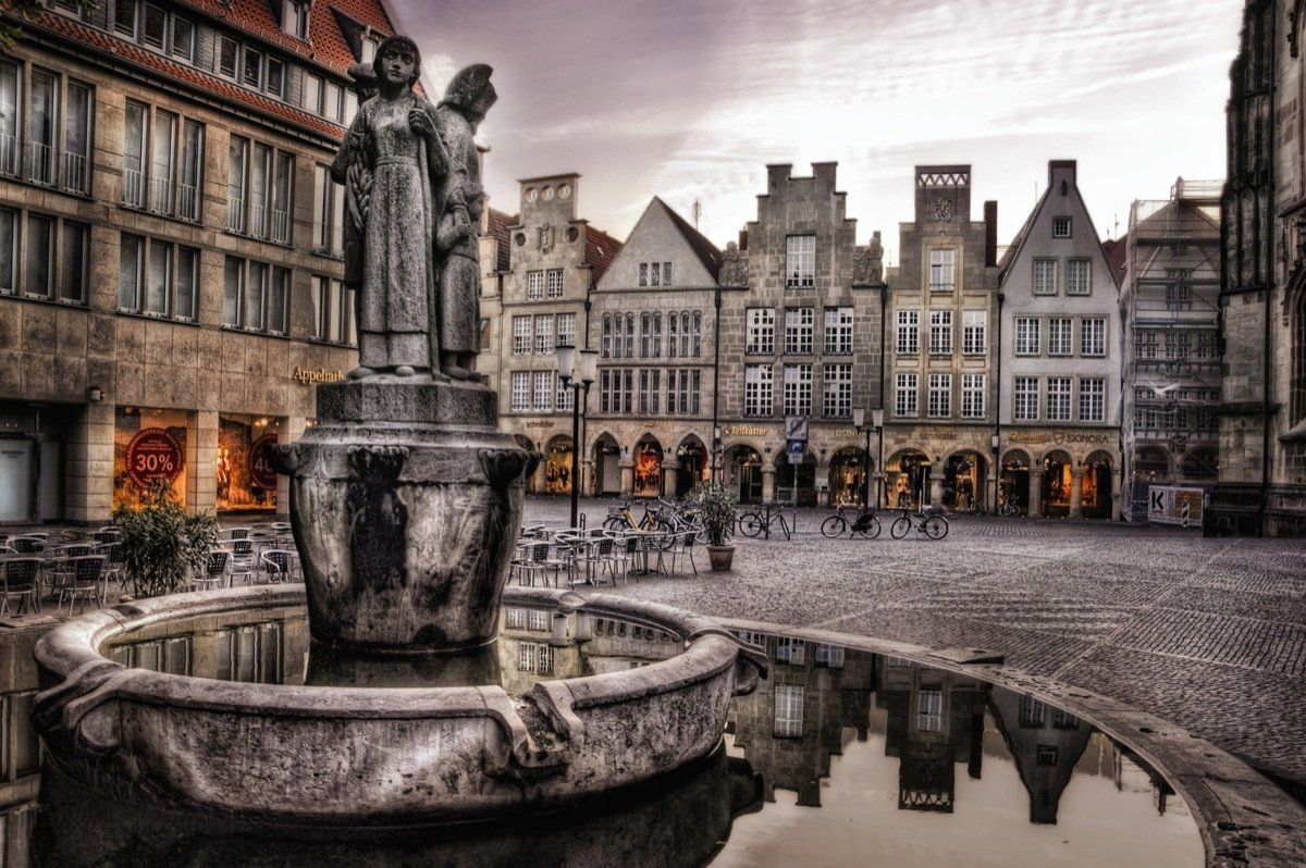 Urlaub Münster