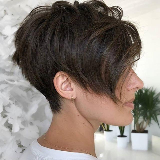 Frisuren hinterkopf