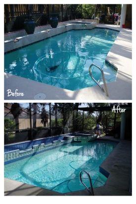 glass block water feature remodel pools pool remodel luxury pools. Black Bedroom Furniture Sets. Home Design Ideas
