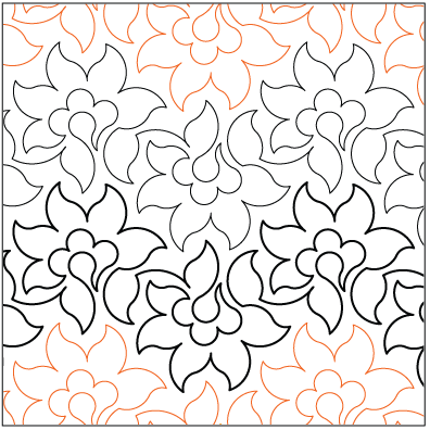 Blooming Quilts! Longarm Machine Quilting: Florals