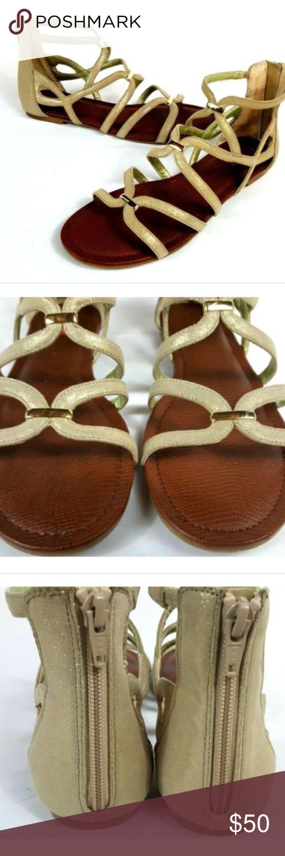 638446e4ff3 Carlos By Carlos Santana Women Shoes New Carlos Emma Kork Women Shoes Size  9 1 2 M Sandals Carlos by Carlos Santana Women s Emma Gladiator Sandal  Material  ...