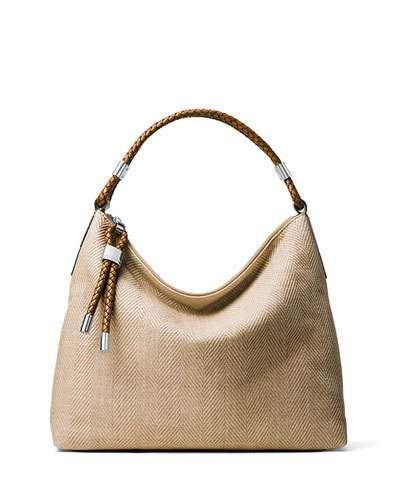 ... Michael Kors Bags Wallets. Skorpios Top-Zip Shoulder Bag 201efc9a1de30