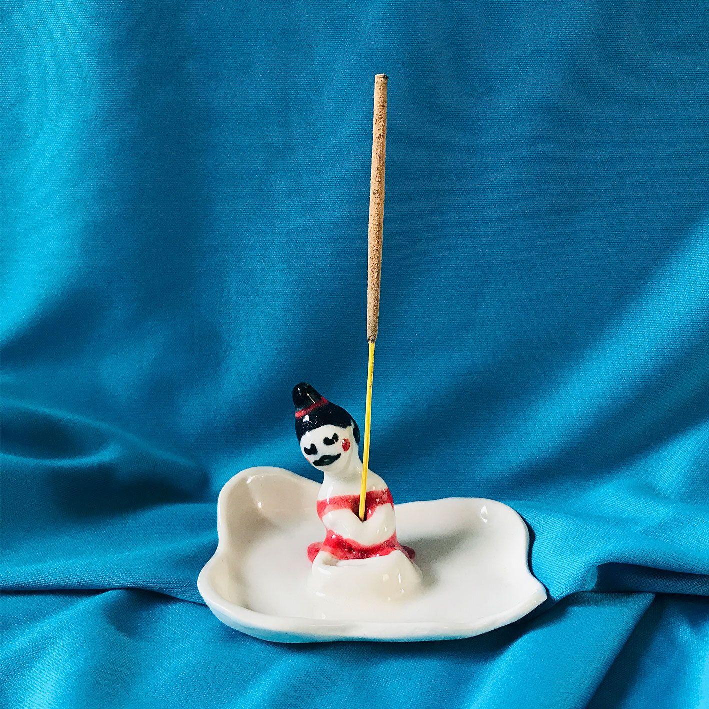 Kai Incense + Flower Holder — Nani Puspasari in 2020