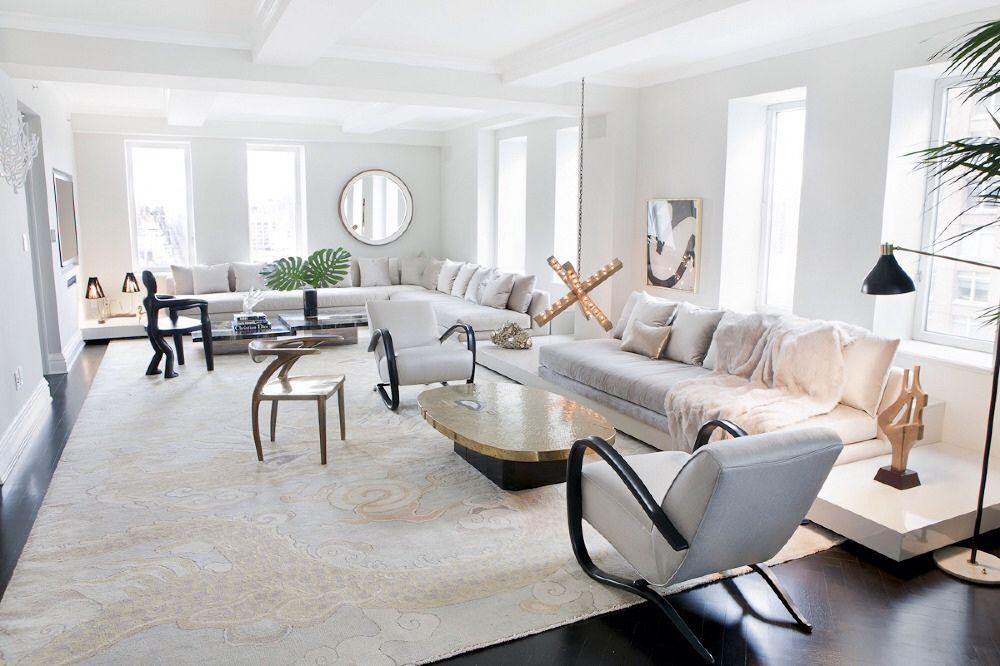 Ivanka Trump Apartment In Park Avenue Celebrity Homes Un Peu De