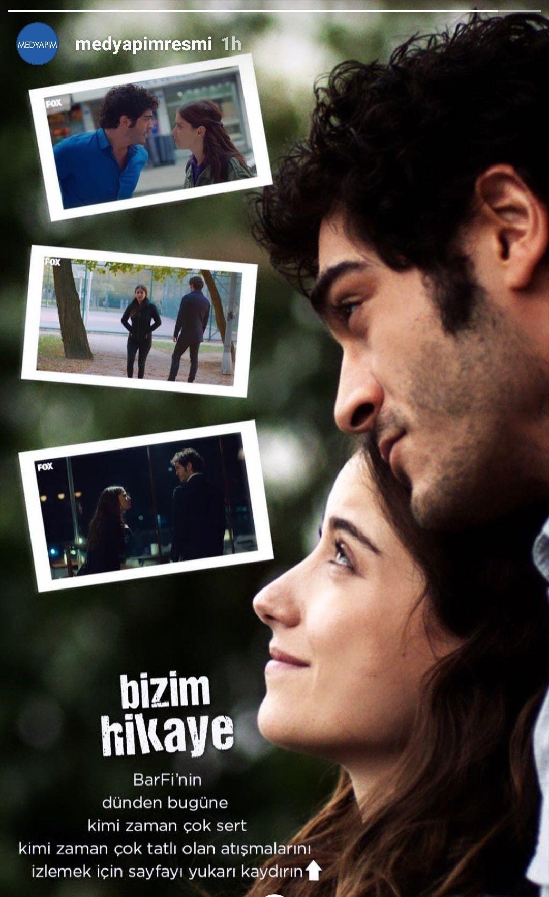 Pin By Seriesland On Bizim Hikaye Love Status Whatsapp Turkish Actors Love Status