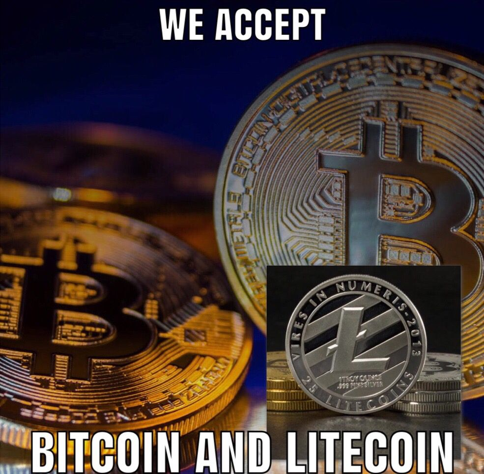 Who Accepts Litecoin