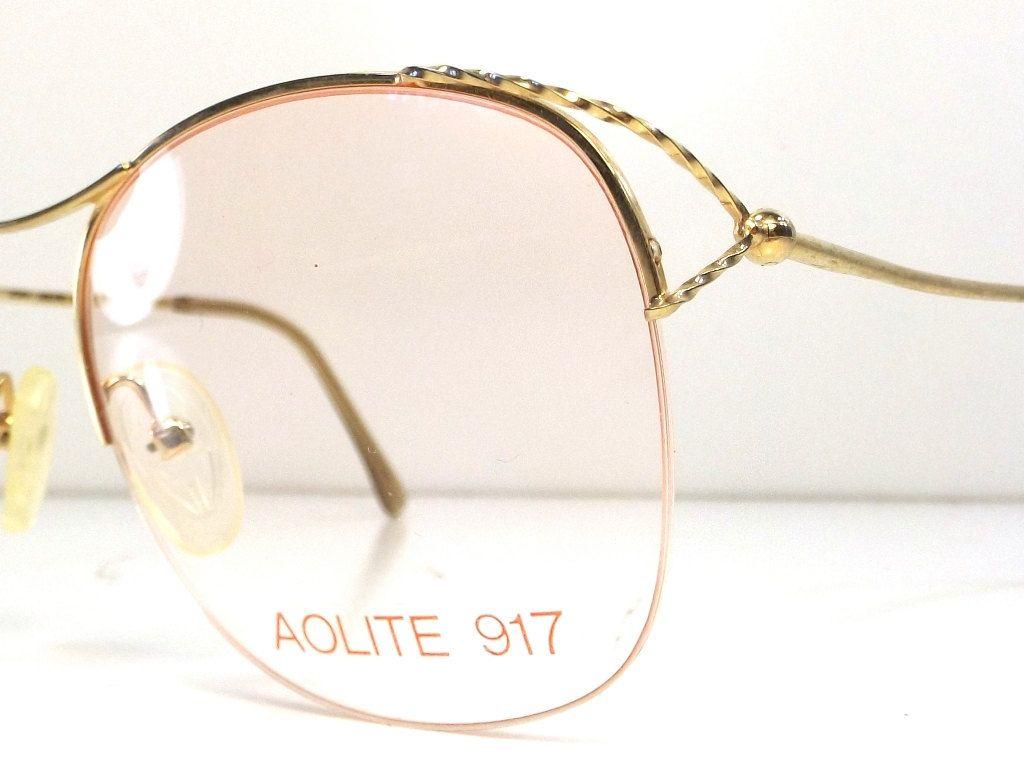 cff3e1c23c31 vintage 80s eyeglass frames - topa aolite american optical - style-  avant-garde