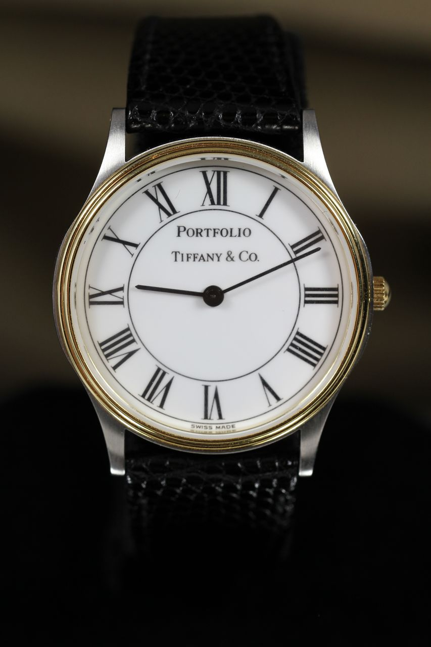 Watches tiffany vintage