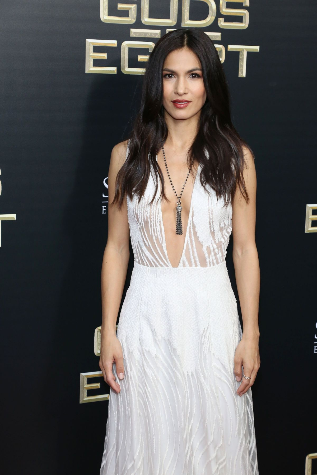 Elodie Yung At Gods Of Egypt Premiere In New York 02 24