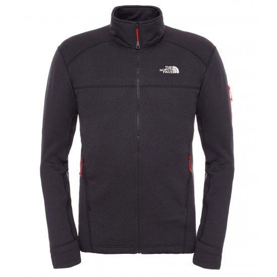 THE NORTH FACE Hadoken Full Zip Jacket férfi polár kabát  e358a51513
