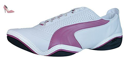 Puma Sequence v2 WN, Running Femme - Violet - Violett (Purple Cactus Flower Silver-White 04), 36