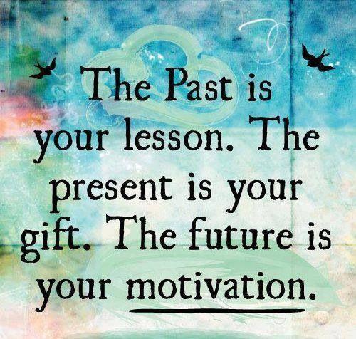 Pasado, presente y futuro.