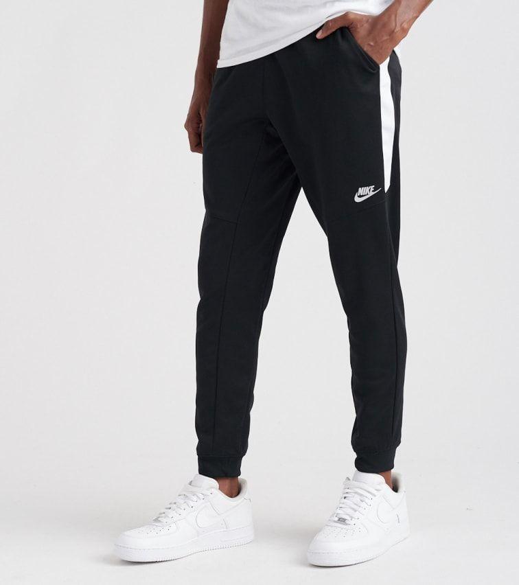 nike mens sportswear tribute joggers