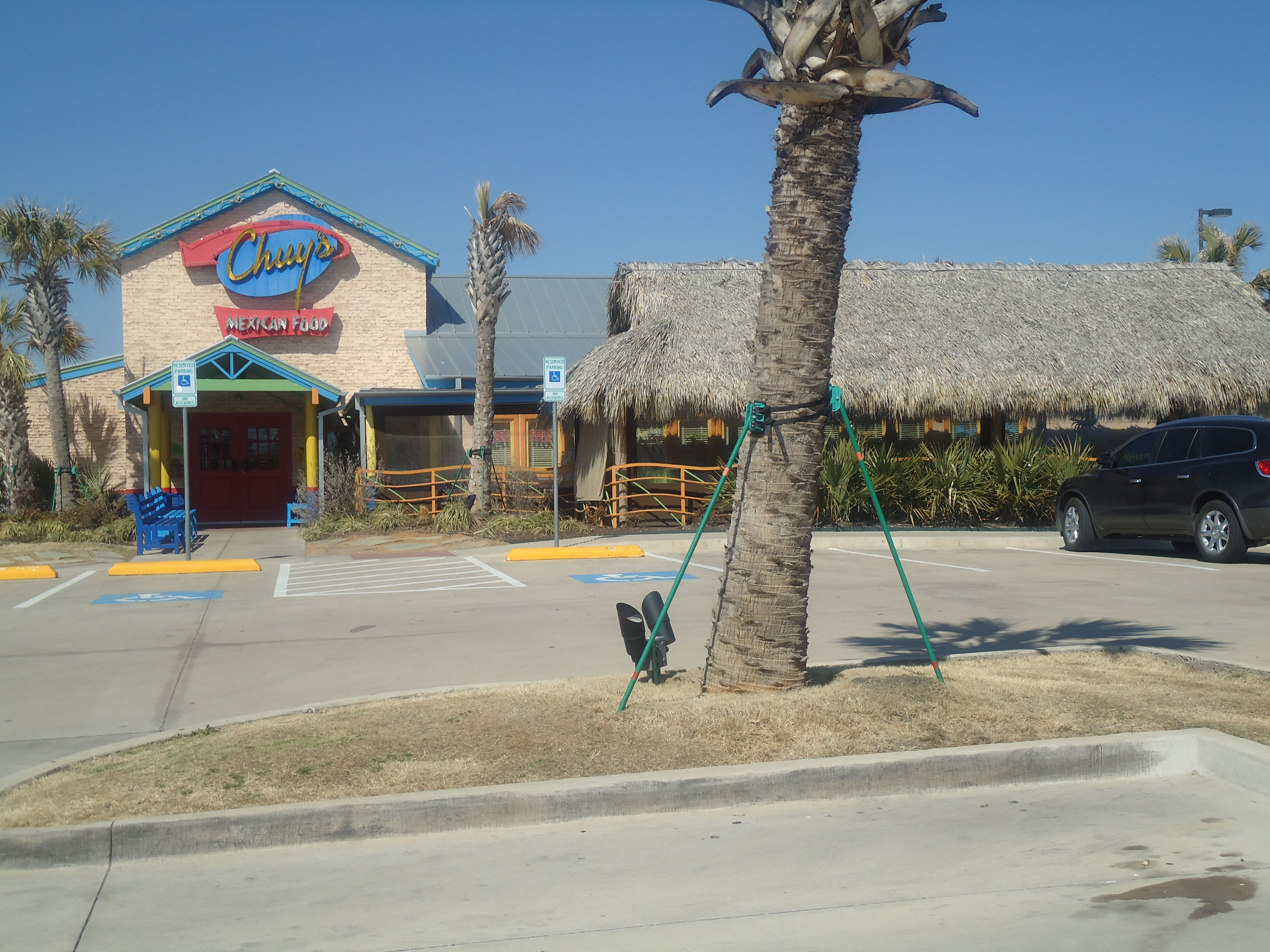 Chuy S Mexican Restaurant Located In