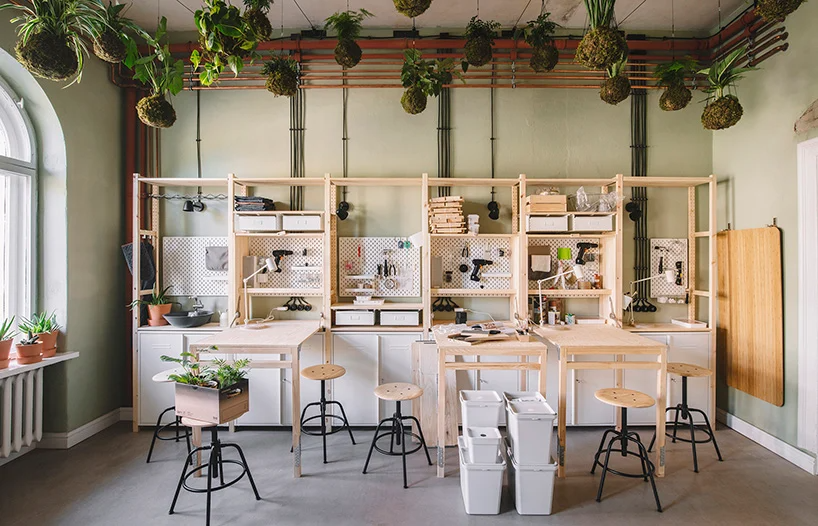 The Ikea Home Of Tomorrow Is A Self Sufficient Plant Filled Heaven In 2020 Ikea Home Ikea House Of Tomorrow