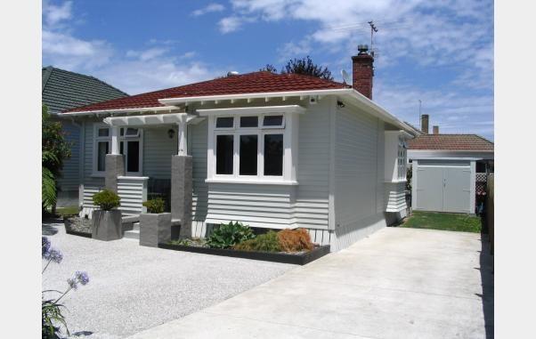 Exterior house colour images