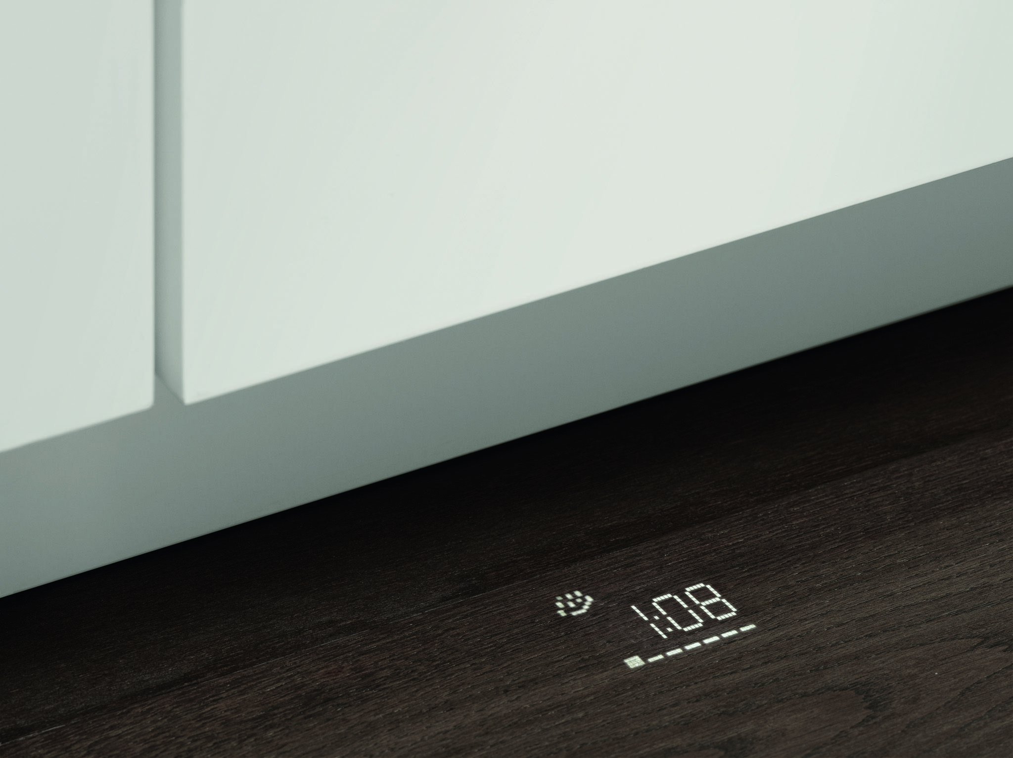 Bosch's new timelight! These dishwashers are so quiet they