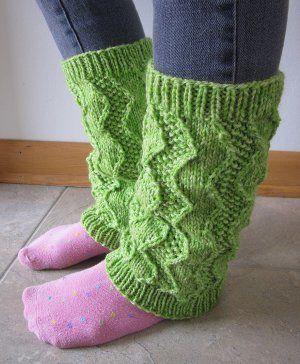 Riverbend Leg Warmers