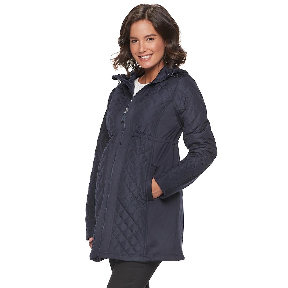 Maternity A Glow Lightweight Quilted Puffer Jacket Quilted Puffer Jacket Puffer Jackets Comfort Wear [ 1000 x 1000 Pixel ]