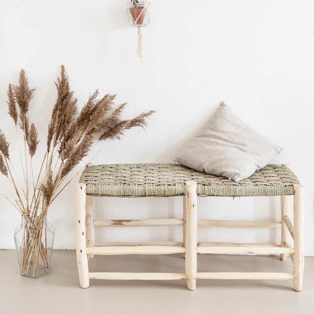 Le Joli Shop On Instagram Notre Banc Marocain En Bois D Eucalyptus Est De Retour Homesweethome Instadeco Banc Bancm Deco Marocaine Le Joli Shop Deco