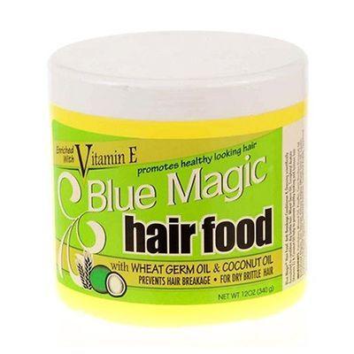 Blue Magic Hair Food 12 Oz Magic Hair Blue Magic Dull Hair
