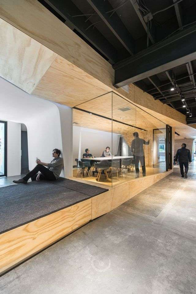 Pin By Decoratio On Warehouse Office Workspace | Pinterest | Warehouse  Office, Office Workspace And Mezzanine