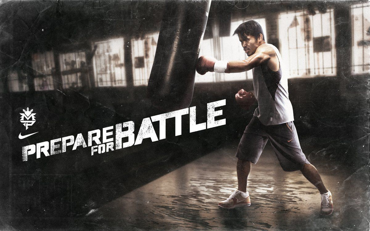 Manny Pacquiao Wallpaper Prepare For Battle