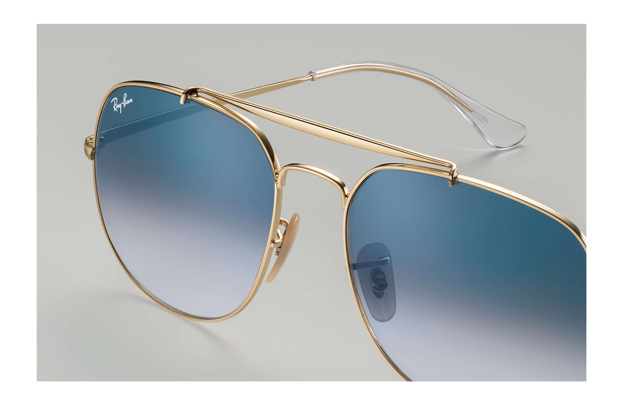 ac27e18816 Ray-Ban 0RB3561-GENERAL Gold SUN