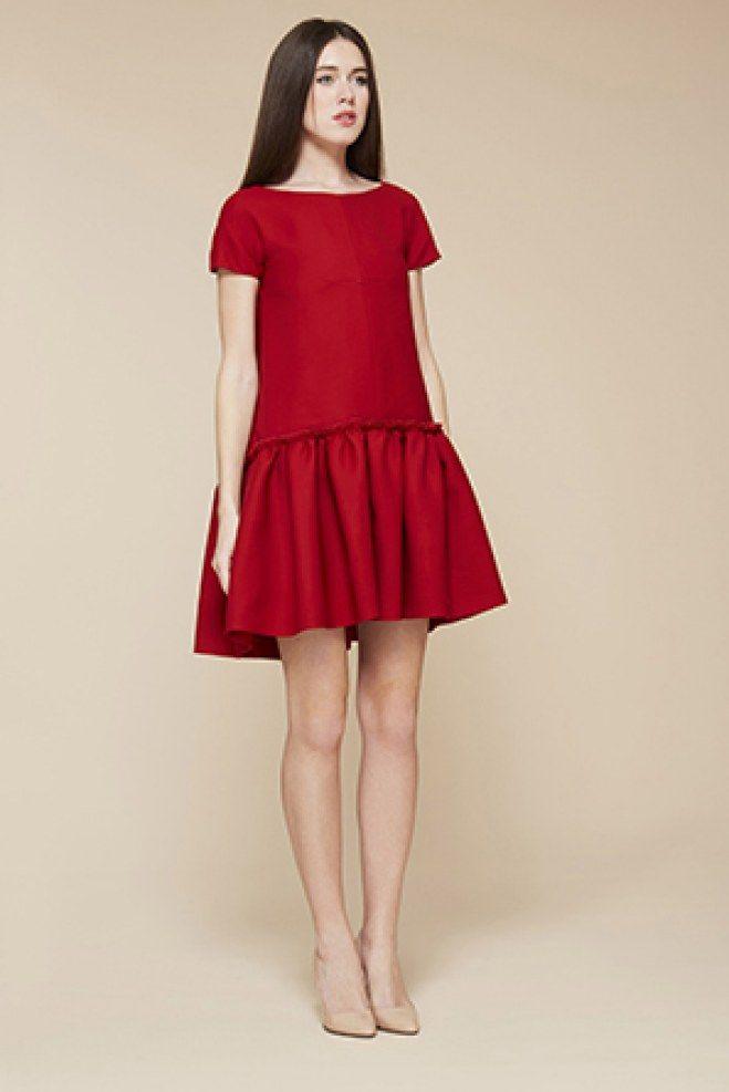 3f9c48b3ee1 Quelle robe rouge pour être sexy à l automne