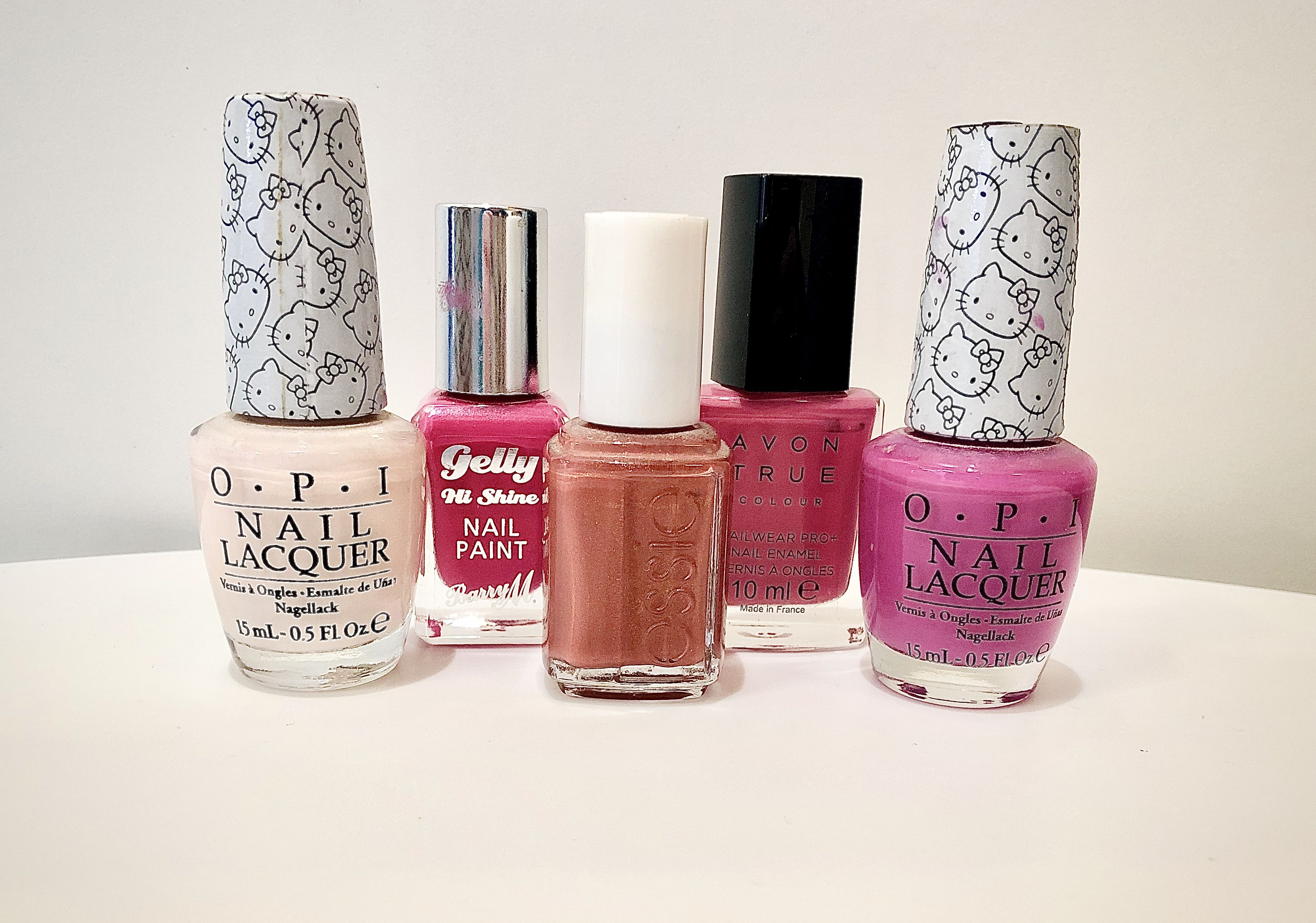 Nothing beats a perfectly painted pink manicure! I have listed my favourite shades of pink polishes from both high street and high end brands. From hot pinks to classic nude shades, there's certainly something your everyone and to suit every occasion. #nailpolish #nailpolishaddict #nailpolishlover #nailpolishlove #nailpolishaddicted #NailpolishRemover #nailpolishblogger #nailpolishart #nailpolishcollection #nailpolishlovers #nailpolishaddiction #pink #pinknails #pinklove #pinkaesthetic