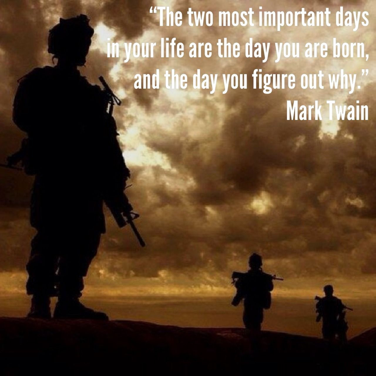 Military And Motivation: Photo