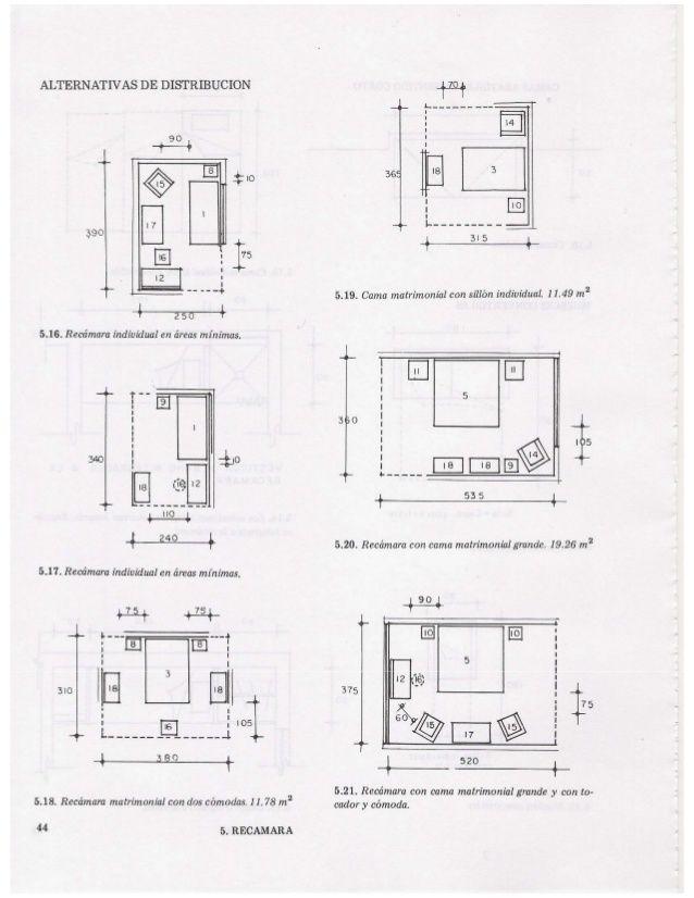 Las medidas de una casa xavier fonseca archivo de plano for Medidas minimas de una oficina