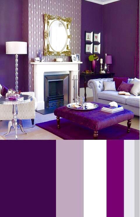 Pin von Lola K Deaton auf Plum Pretty Purples | Pinterest