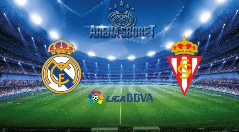 Prediksi Bola Real Madrid vs Sporting Gijon