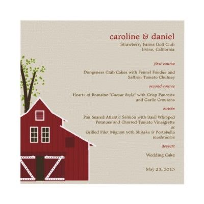 Farm Picnic Invitation For Th   Weddiing