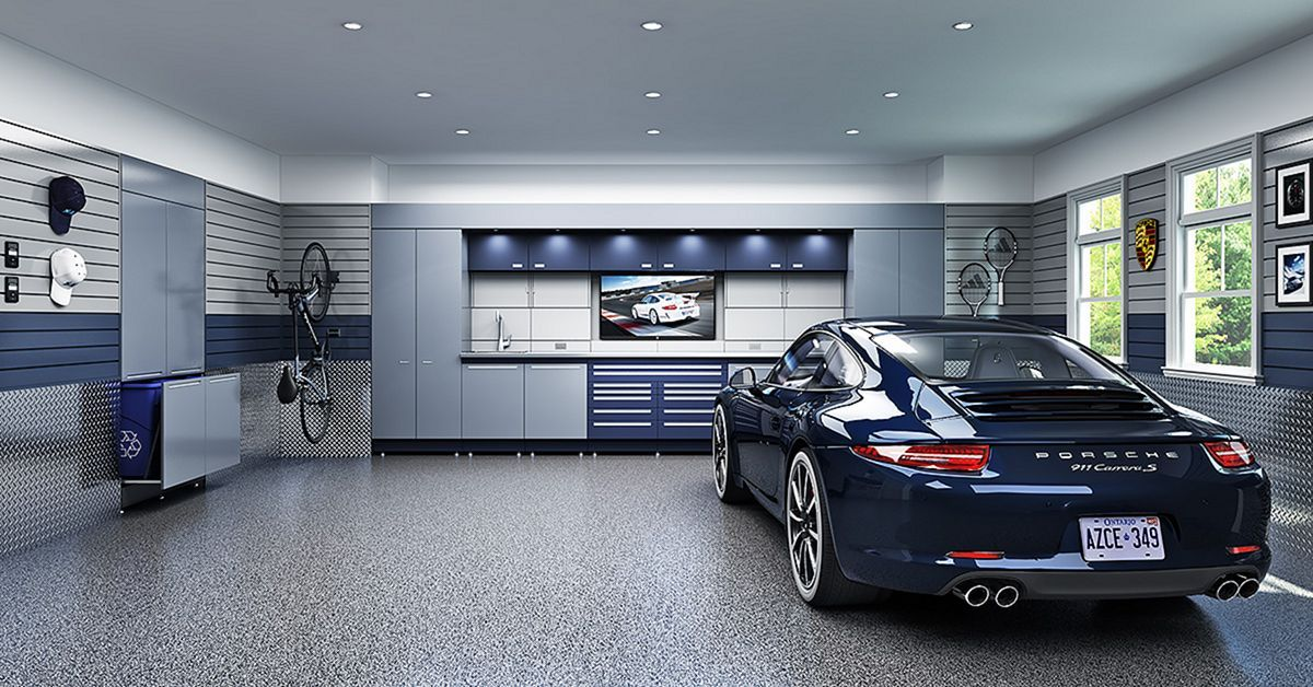 25+ Charming Garage Ideas That You Could Make Easily In Your Home / FresHOUZ.com #garageideas