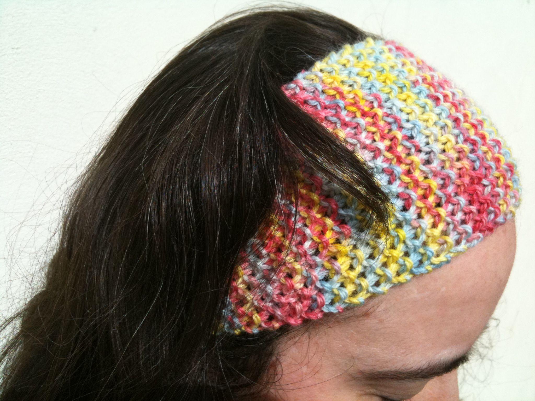 307 best Headband images on Pinterest | Knit crochet, Crocheted hats ...