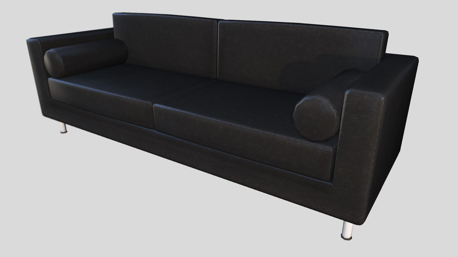 Black Leather Couch Black Leather Couch Leather Couch Couch Furniture