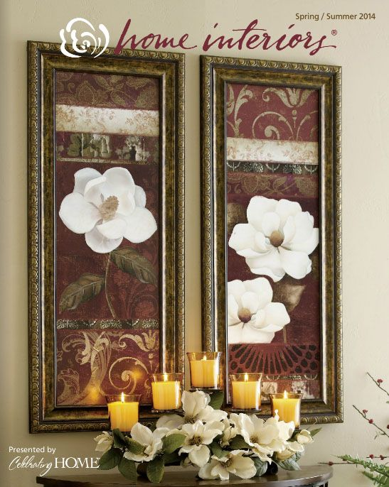 Charming Decor Home Interiors Catalog